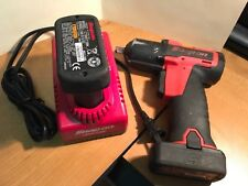 SnapOn Impact and Charger w/ two Batteries