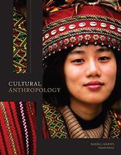 Cultural Anthropology by Serena Nanda and Richard Warms (2013, Paperback)