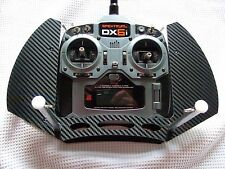 Edles SENDERPULT Spektrum DX6i DX7s DX8 Black Carbon Edition Neu TOP !
