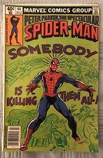 PETER PARKER THE SPECTACULAR SPIDER-MAN #44_JULY 1980_FINE (6.5)_BRONZE AGE!