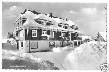 AK, Höchenschwand, Kurhotel Alpenblick, Winter, 1961