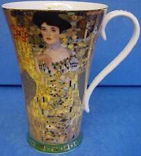 Goebel Art Nouveau TAZZA svasata-Gustav Klimt-ADELE BLOCH BAUER 1360