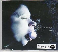 (BA914) Paul, Crawl Space EP - 1995 DJ CD