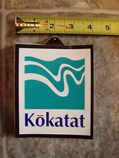 KOKATAT KAYAKING STICKER DECAL WHITEWATER KAYAK PADDLE DRYSUIT LIFEVEST PADDLING