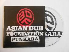 ASIAN DUB FOUNDATION : PUNKARA [ CD ALBUM PROMO PORT GRATUIT ]