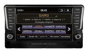ESX VNS810 VW-G7 CD/DVD/MP3-Autoradio Touchscreen Bluetooth USB SD iPod für VW G