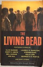 THE LIVING DEAD (2008) Night ShadeSC 1st Stephen King Martin Clive Barker Gaiman