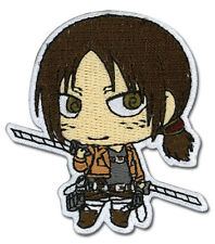 ATTACK ON TITAN - YMIR SD PATCH IRON ON NEW SEALED AUTHENTIC LICENSED