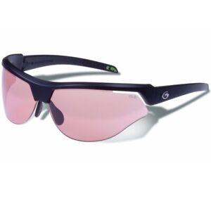 Gargoyles 10700080 Cardinal Performance Sunglasses- Rose Lenses