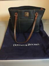 Dooney & Bourke S Lexington Shopper Saffiano Leather - Marine Product #R342 MR