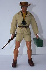 BIG JIM FIGURA FIGURE 1975  - SAFARI JUNGLE ADVENTURER kid acero