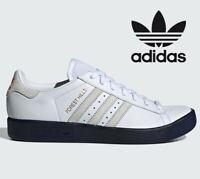🔥 Authentic Adidas Originals Forest Hills ® (Men UK 10 EUR 44.5 ) White Indigo