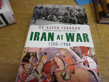 Iran at War 1500-1988 - Farrokh. - New and Unread