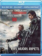 Edge of Tomorrow - Senza domani (Blu-Ray 3D + Blu-Ray Disc + Copia Digitale)