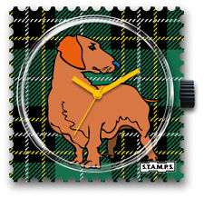 S.T.A.M.P.S. reloj-Scotch Dog, Stamps