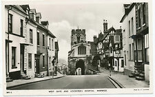 West Gate and Leycester´s Hospital, Warwick