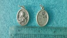 10 Medals St. Therese Lisieux Patron Saint of France Illness Religious Catholic