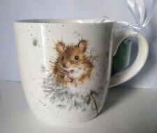Royal Worcester - Wrendale Designs - Mug - Country Mice Mug, Gift, Super Cute