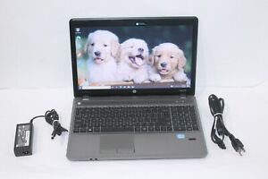 "HP ProBook 4540s  15.4"" Core i5-3230M 2.60GHz 8GB RAM 750GB HDD Win10 Pro WEBCAM"