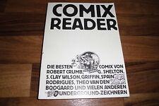 4x BRUMM COMIX -- Robert Crumb+Dave Sheridan u.andere / Melzer 1973