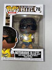 Funko Pop! Rocks: Music - Notorious B.I.G. in Jersey Vinyl Figure