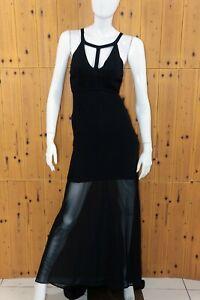 cherrie424: BCBG Halter Bandage Maxi Dress