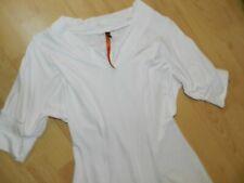 """Robe blanche manches courtes """"Strange"""" marque COP COPINE 2"""