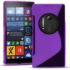 Handy Hülle für Nokia Lumia 1020 Silikon Case Slim Cover Schutz Hülle Tasche