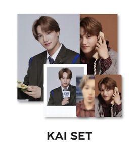 [KAI] SM OFFICIAL EXO 2021 SEASON'S GREETINGS PHOTO PACK SHIP FM AUSTRALIA