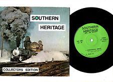 "SGT.JIM WILSON.SOUTHERN HERITAGE 'TRAINS'.U.S.? ORIG 7"" EP & PIC/SL.EX/EX"