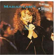 """MARIAH CAREY i'll be there / so blessed 45T 7"""""""