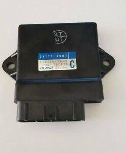 GENUINE OEM (ECU) ELECTRONIC CONTROL UNIT 21175-2061 KAWASAKI FD791D JD MIA11302