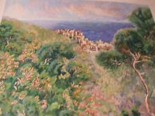 """Path to Laguna"" By Jacqueline Kamin Serigraph on canvas  Handsigned with COA"