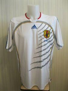 5+/5 Japan 2006/2007/2008 Away Sz XL Adidas shirt jersey football soccer maillot