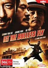 Let the Bullets Fly * NEW DVD * (Region 4 Australia)
