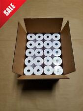 44 MM X 150' CASH REGISTER 1 PLY BOND 200 Rolls / CASE