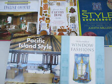 Interior Design Examples Country Island Rural Style Window Dressing Home Décor