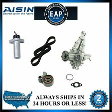 For Lexus GS300 IS300 3.0L V6 Aisin OEM Timing Belt Kit Water Pump W/ Adjuster