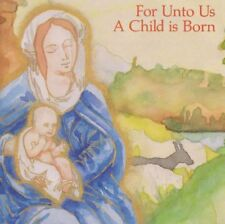 New: Various Artists: For Unto Us a Child Is Born  Audio CD