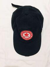 New listing Mens Hat-Black-Adjustable-Military/Basebali style cap-Dept-Men
