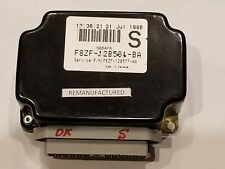 """94-98 FORD MUSTANG 3.8L OEM RELAY CONTROL MODULE """" S """" RCM F8ZF-12B581-BA  or BB"""