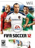 FIFA Soccer 12 - Nintendo  Wii Game