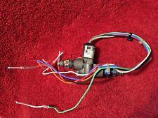 CESSNA FUEL FLOWMETER P/N 9910395- AEROSONIC P/N 33184- 12 VOLT TYPE 3