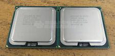 Pair Intel Quad-Core Xeon X5472 CPU 3.0GHz 12M 771 1600MHz SLASA