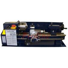 500W Precision 7 x 14 Mini Variable Metal Lathe 2500RPM 110 Volt