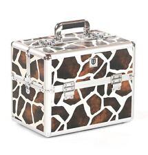 Vanity case Makeup box Cosmetic Beauty Nail Hair Jewellery Storage Giraffe