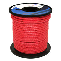 750lb 100ft Braided 100% Dyneema Line Tent Hammock Cord Anchor Guy Line Outdoors
