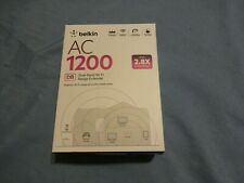 Belkin AC1200 DB Wireless Range Extender WiFi Dual Band 2.4GHz - 5GHz F9K1127