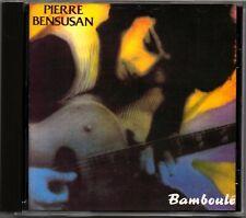 Pierre Bensusan - Bamboule - CD Album (virtuose Akustikgitarre)