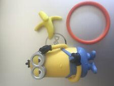 McDonald's Despicable Me 3 Minions 12 Banana Flipper Minion Collectible Toy